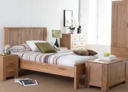 Спальня из березы
